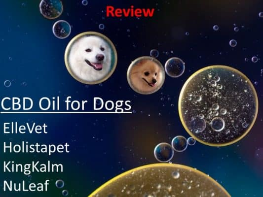 cbd reviews for dogs Ellevet CBD vs. Kingcalm CBD and HolistaPet and Nuleaf.
